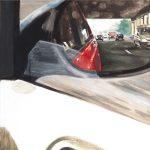 Carview # 2, 2006, acryl op linnen, 60 x 60 cm.