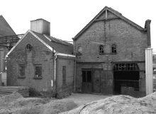 Ketelhuis en machinegebouw
