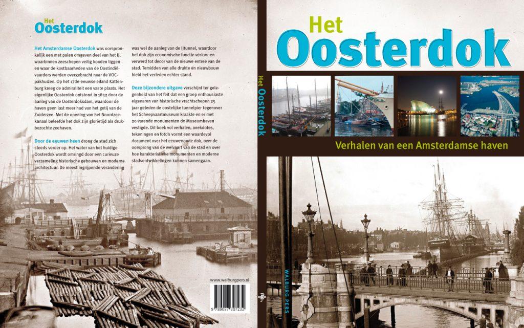 Omslag boek Oosterdok